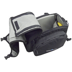 KlickFix Rackpack 1 Luggage Carrier Bag black